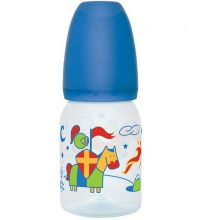 Mamadeira Magia Silicone 120ml Dragão Azul Lillo