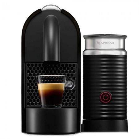 Cafeteira Nespresso Umilk Pure, Preta para Café Es