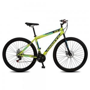 Bicicleta Colli Sparta MTB Aro 29 21 Marchas Aro Aero Freios a Disco 415